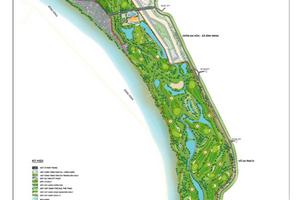 Hưng Yên duyệt điều chỉnh qui hoạch Sân Golf Sông Hồng gần 90 ha