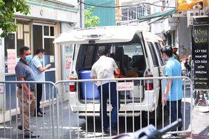 Thêm hai ca nghi mắc COVID-19 ở Hà Nội