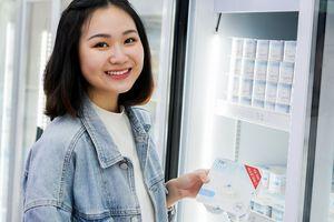 Sữa chua ít đường TH true YOGURT: Thêm lựa chọn tốt cho sức khỏe