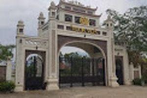 Ai là 'vua' ở dự án nghìn tỷ Vườn Vua Phú Thọ?