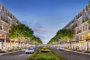 Hinode Royal Park ra mắt shophouse phong cách Italy tại Hà Nội