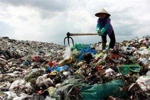 Bãi rác lớn nhất Hà Nội sắp hết chỗ chứa