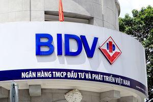 BIDV huy động 500 tỷ đồng trái phiếu từ một tổ chức tín dụng, lãi suất 6,45% cho năm đầu tiên