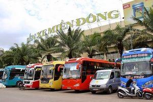 Dịch Covid-19: TP.HCM sẽ dừng xe khách liên tỉnh