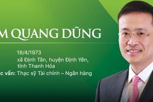 Chân dung tân Chủ tịch HĐQT Vietcombank Phạm Quang Dũng
