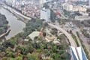 Toàn cảnh nội đô lịch sử Hà Nội trước giờ công bố quy hoạch