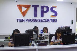 Chứng khoán Tiên Phong chào bán 100 triệu cổ phiếu
