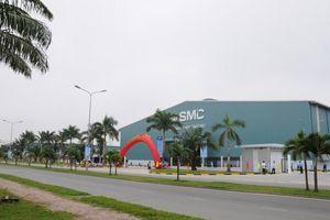 SMC muốn đầu tư hai nhà máy tại KCN Phú Mỹ