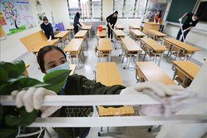 Sớm đưa hoạt động giáo dục dần trở lại trạng thái bình thường mới