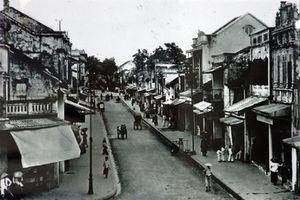 Phát triển kinh tế đêm: Nhìn từ Hà Nội xưa