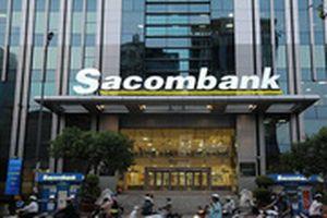 Sacombank lãi hơn 2.300 tỉ đồng trước thuế, cho vay khách hàng tăng 8,2%