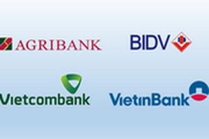 So sánh lãi suất 4 'ông lớn' ngân hàng tháng 8/2020: Vietcombank tiếp tục có lãi suất cao nhất