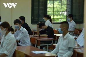Thí sinh dừng thi tốt nghiệp đợt 1 giữa chừng do dịch có được bảo lưu bài đã thi?