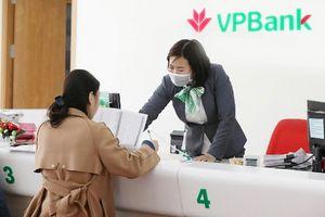 VPBank lãi gần 3.000 tỉ đồng trước thuế trong quí I, tăng 63% so với cùng kì