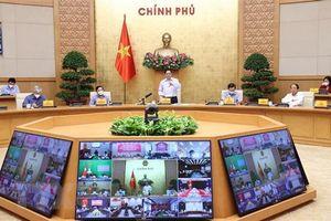 Thủ tướng Phạm Minh Chính: Ngăn chặn, đẩy lùi dịch bệnh nhanh nhất