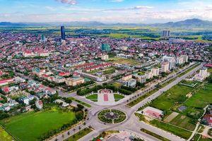 Hà Tĩnh duyệt quy hoạch khu đô thị 262 ha