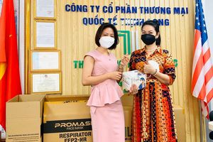 Khẩu trang N95: Lan tỏa thương hiệu Việt