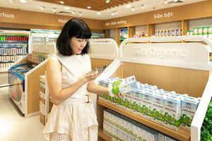 Vinamilk 8 năm liền là thương hiệu được người tiêu dùng Việt Nam lựa chọn