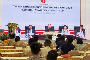 ĐHĐCĐ 2021 Vingroup: Đẩy mạnh kinh doanh 3 trụ cột chính