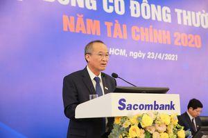 Chủ tịch Sacombank: Dự kiến bán 32,5% vốn cho hai đối tác ngoại, chia cổ tức sau khi tái cơ cấu thành công vào năm 2022