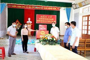 Hà Tĩnh: Bí thư huyện ủy Vũ Quang trúng cử đại biểu HĐND tỉnh khóa XVIII có số phiếu cao nhất