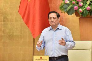 Thủ tướng Chính phủ yêu cầu hỗ trợ tối đa TP.HCM và một số tỉnh thành phía Nam