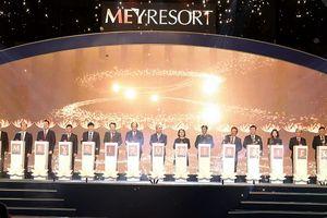 Tập đoàn Tân Á Đại Thành khởi công dự án Meyresort Bãi Lữ (giai đoạn 2)