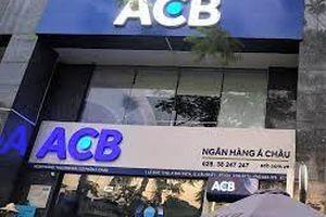 ACB lãi kỷ lục 3.300 tỷ trong quý II, tăng 74% so với cùng kỳ