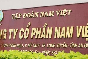 CTCP Nam Việt ghi nhận 706 tỷ đồng doanh thu trong quí 1/2021