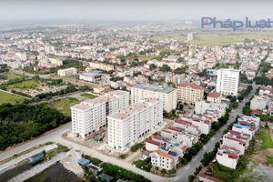 Dự án nhà thu nhập thấp tại Hưng Yên: Đã chậm tiến độ, giờ lại xin điều chỉnh nâng tầng
