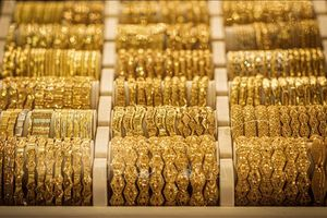 Giá vàng thế giới tiếp tục đà tăng trong phiên 20/5