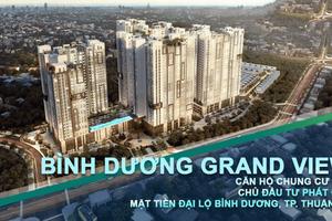 Bất động sản Bình Dương: Thành phố mới hoang vu, căn hộ vẫn rao bán giá 'trên trời'