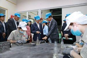 Samsung tư vấn quản trị cho doanh nghiệp Việt