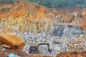 Công ty Khoáng sản và Vật liệu xây dựng Lâm Đồng bị xử phạt 520 triệu đồng
