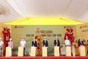 T&T GROUP khởi công xây dựng khu du lịch sinh thái biển tại Nghi Sơn, Thanh Hóa