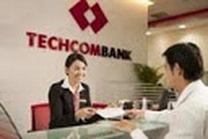 Techcombank hoàn tất tăng vốn lên 35.049 tỷ đồng