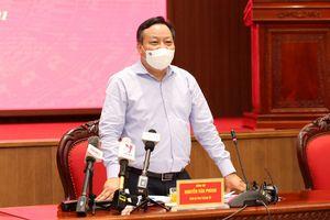 Từ 6h ngày 21/9, Hà Nội sẽ nới lỏng một số hoạt động sản xuất kinh doanh gắn với duy trì phòng, chống dịch