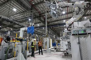 Sản xuất công nghiệp tháng 11 tăng 9,2% sau dịch Covid