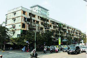 Hà Nội đồng ý chủ trương chi ngân sách để kiểm định chất lượng chung cư cũ