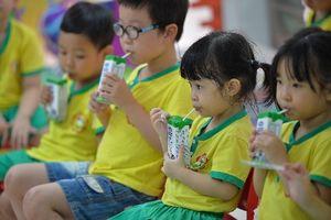 Chương trình Sữa học đường: Nỗ lực chăm sóc sinh dưỡng vì sự phát triển của trẻ em trên toàn cầu