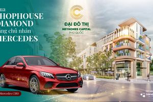 Chính sách bán hàng tháng 6/2021 của Meyhomes Capital Phú Quốc có gì đặc biệt?