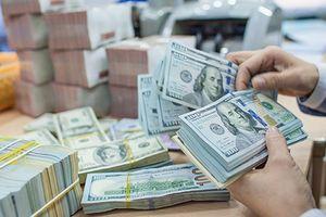USD ngân hàng tăng mạnh