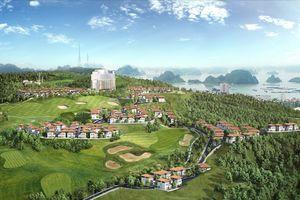 Mở bán giai đoạn cuối biệt thự đồi hướng vịnh, sân golf FLC Grand Villa Halong