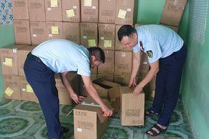 Hưng Yên: Thu giữ 3.000 thiết bị đo nồng độ oxy và nhịp tim không rõ xuất xứ