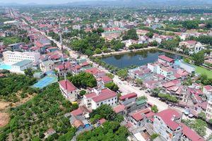 Bắc Giang điều chỉnh quy hoạch thị trấn Ngọc Thiện và KCN Quang Châu
