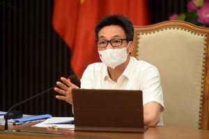 Phó Thủ tướng lưu ý 6 điểm về tiêm vắc xin ngừa COVID-19