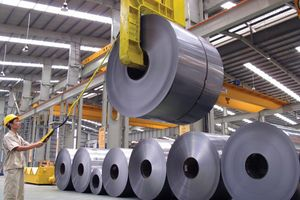 Thép Nam Kim sắp mua công ty sản xuất giấy