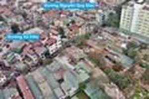 Đường sẽ mở theo quy hoạch phường Trung Văn, Nam Từ Liêm, Hà Nội (phần 2)