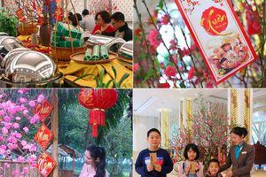5 điểm vi vu đón Tết Tân Sửu quanh Hà Nội