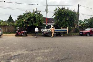 Hà Tĩnh: CSGT dùng xe chuyên dụng chở thí sinh về lấy giấy tờ để kịp giờ thi